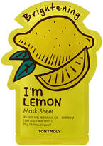 Tony Moly Tonymoly I'm Real Sheet Mask - Lemon (Brightening)
