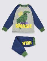 Marks and Spencer Hulk Pyjamas (3-14 Years)