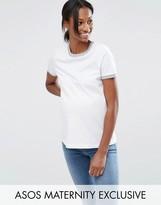 Asos Tipped T-Shirt