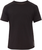 The Upside Trainer raglan-sleeve performance T-shirt