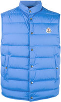Moncler Febe padded gilet - men - Feather Down/Polyamide/Polyimide - 4
