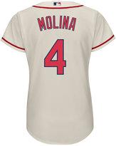Majestic Women's Yadier Molina St. Louis Cardinals Cool Base Jersey