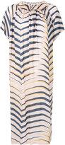 Henrik Vibskov palm printed dress