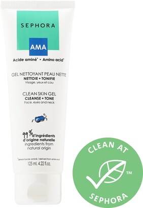 SEPHORA COLLECTION Clean Skin Gel - Cleanse + Tone