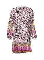 Sambag Some Say Love Silk Dress
