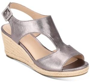 Bandolino Natasha Espadrille Wedge Sandals Women's Shoes