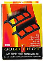 Gold'n Hot Styler Dryer Two Piece Comb Set