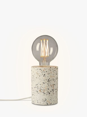 House by John Lewis Terrazzo Bulbholder Table Lamp