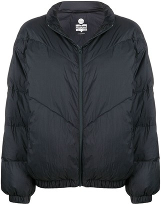 Etoile Isabel Marant Zip-Up Puffer Jacket