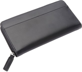 Royce Leather Royce New York Leather RFID Fan Wallet