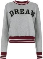 No.21 Dream lettered jumper