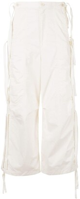 Undercover Wide-Leg Cargo Trousers