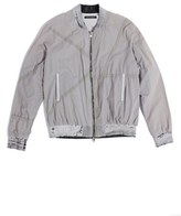 Longjourney Men's Zip Front Cotton Bomber Jacket
