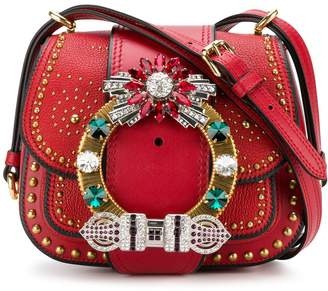 Miu Miu Dahlia shoulder bag