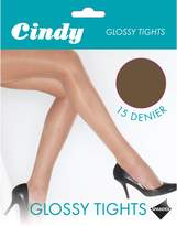 "Cindy Womens/Ladies 15 Denier Glossy Tights (1 Pair) (Medium (5ft-5ft8""))"