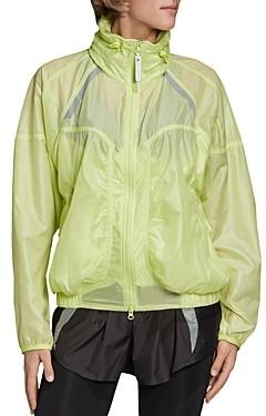 adidas by Stella McCartney Hooded Rain Jacket