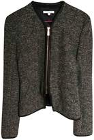 Faith Connexion Grey Tweed Jacket for Women