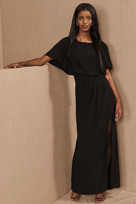 BHLDN Lena Dress By in Black Size 0