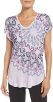 Ted Baker Dynamic Butterfly Strappy Tee