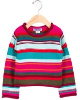 Kenzo Girls' Striped Long Sleeve Sweater w/ Tags
