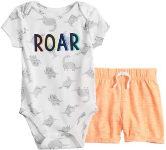 Baby Boy Jumping Beans Graphic Bodysuit