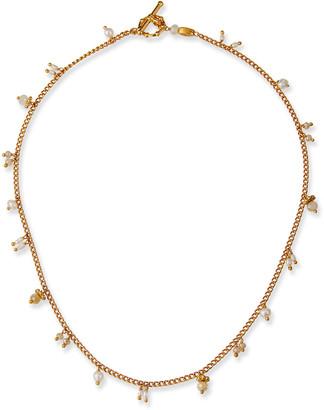 Gas Bijoux Tangerine Shaker Necklace