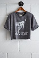 Tailgate PSU Cropped Sweatshirt