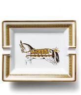 Banana Republic Luxe Vintage Hermes Horse Porcelain Catchall