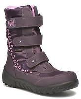 Richter Kids's Karoline Rounded toe Boots in Purple