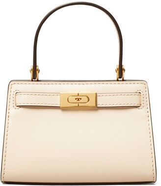 Tory Burch Nano Lee Radziwill Leather Satchel