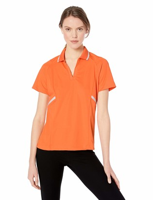 Ashe Xtream Women's Eperformance Propel Interlock Polo with Contrast Tape