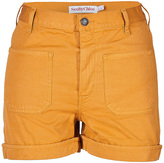 See by Chloe Cotton High-Waisted Shorts