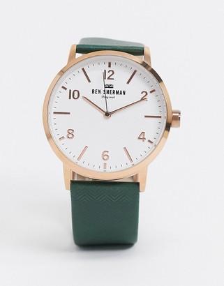 Ben Sherman classic analogue quartz watch