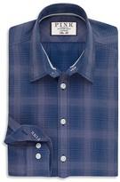 Thomas Pink Mitchell Check Dress Shirt - Bloomingdale's Regular Fit