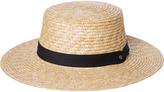 Rusty Ada Straw Hat Natural