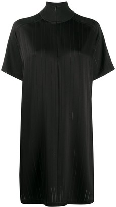 Rag & Bone Mock Neck Shift Dress