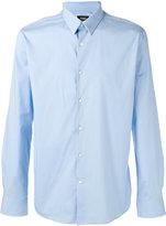 Fendi classic shirt - men - Cotton/Spandex/Elastane - 39