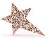 Diane Kordas Diamond & rose-gold Star earring