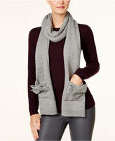 Kate Spade Half-Bow Knit Scarf