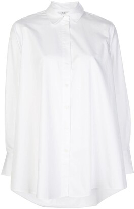 Co A-line button down shirt