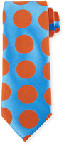 Charvet Exploded Dot Silk Tie