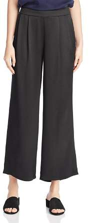 Eileen Fisher Pleated Silk Pants