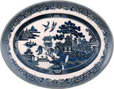 Johnson Bros. Willow Blue Serving Platter