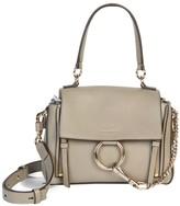 Chloé Mini Faye Leather Day Shoulder Bag