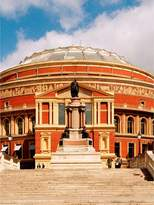 Virgin Experience Days Grand Tour And Afternoon Tea For Two At The Royal Albert Hall, London
