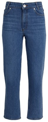 Sandro Stretch Mom Jeans