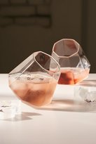 Urban Outfitters Drink A Diamond Glass Set