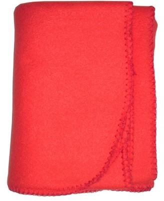 Bambini Blank Pink Polarfleece Blanket