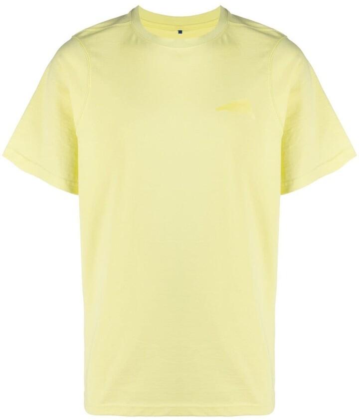 Ader Error logo-print short-sleeve T-shirt