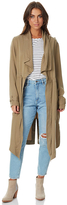 Rusty Perspective Womens Jacket Green